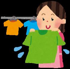 ジメジメ蒸し暑い梅雨シーズンの洗濯。誰でも簡単、解消術を覚えて快適に過ごしましょう。